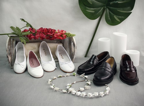 ¿Cómo limpiamos los zapatos de comunión para dejarlos relucientes?