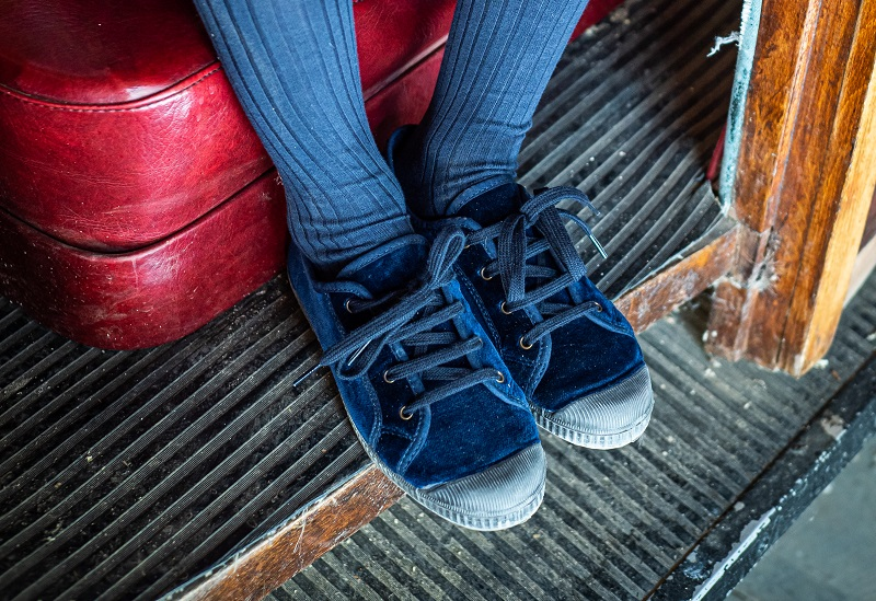 Cómo limpiar los zapatos de terciopelo y dejarlos como nuevos