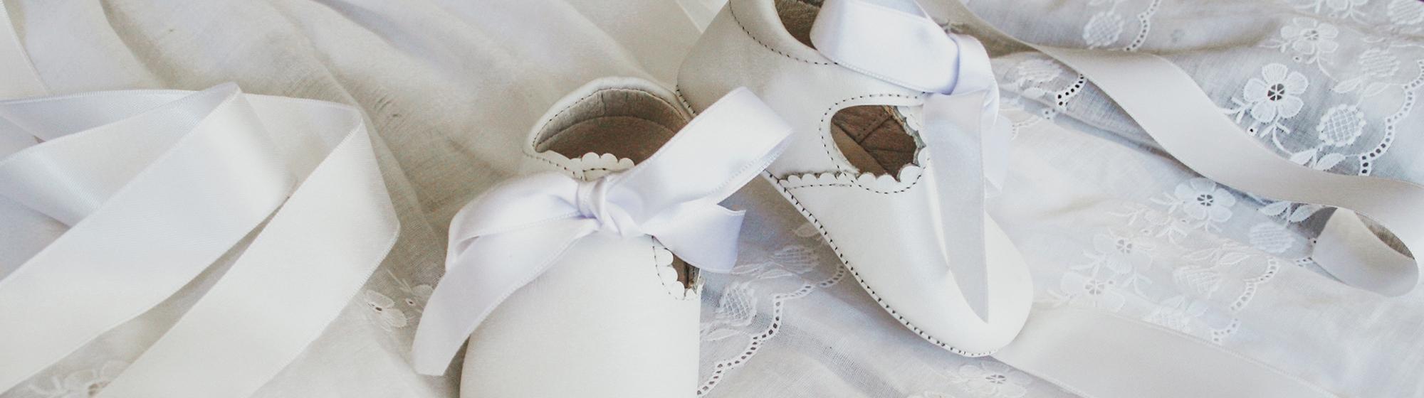 Zapatos Bautizo