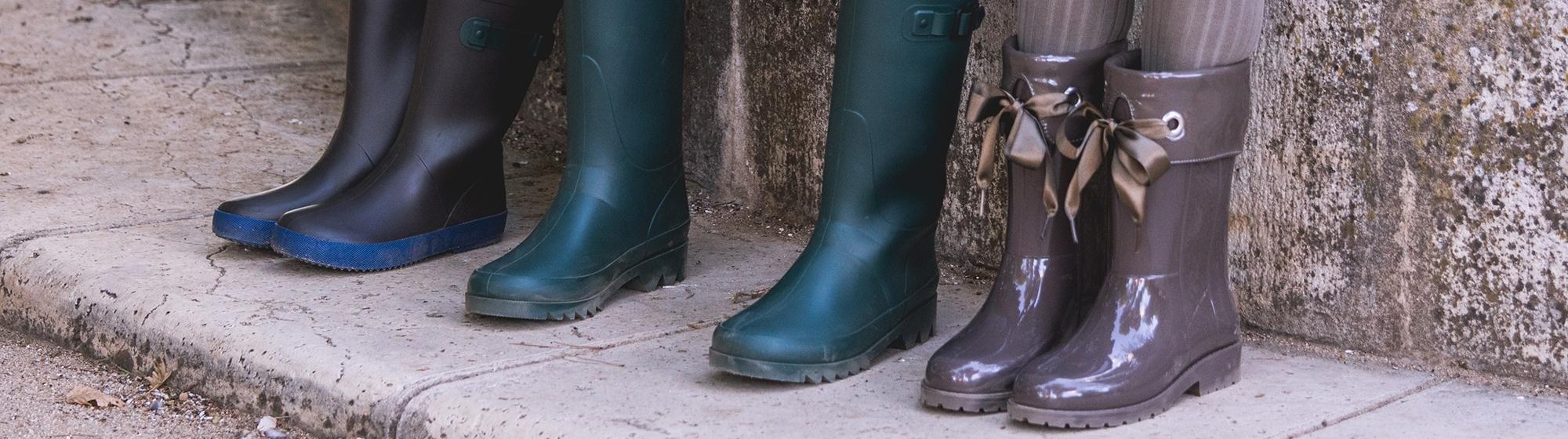 c58c48293 Botas de agua niña. Katiuskas y botas de lluvia