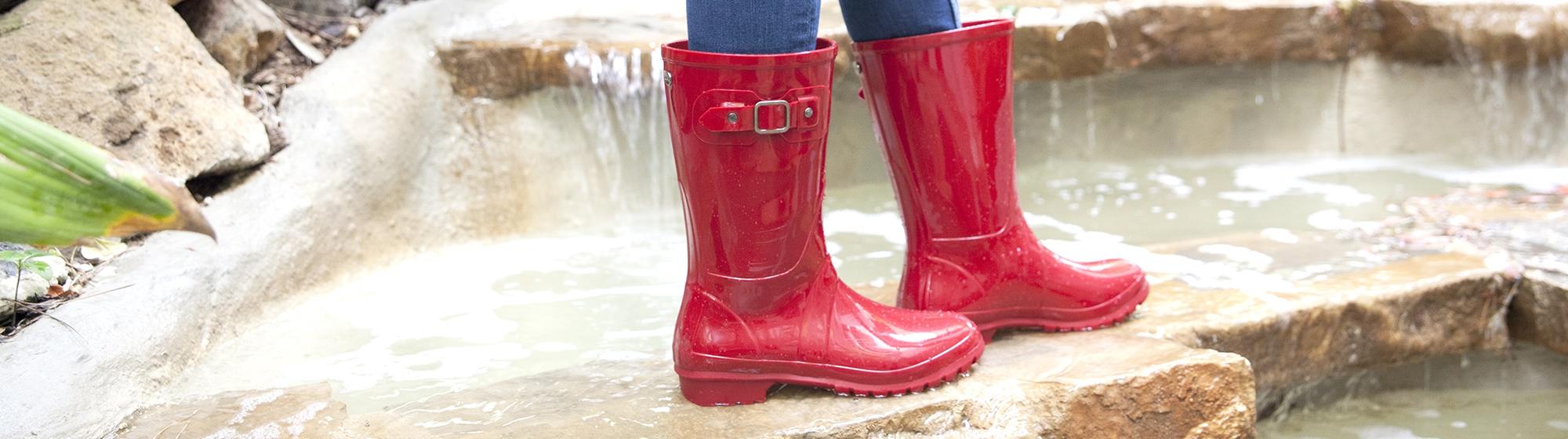 f279dedbe Botas de Agua para Mujer. Zapatos online baratos