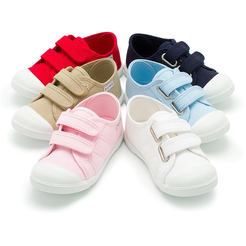 Zapatillas Niños Niños Zapatillas Zapatillas Lona Zapatillas Lona Velcro Niños Niños Velcro Lona Velcro 4RL3q5jA