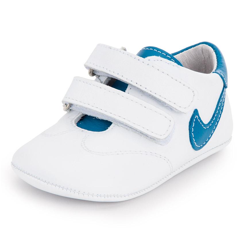 Zapatillas Deportivas para Bebé Piel