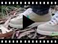 Video from Zapatillas Serraje y Lona Bandera Tipo Retro