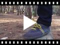 Video from Zapatilla espiga y serratex dos cordones