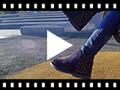 Video from Botines Planos con Topitos Brillantes