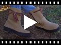 Video from Botas Hippies de Invierno para Niña