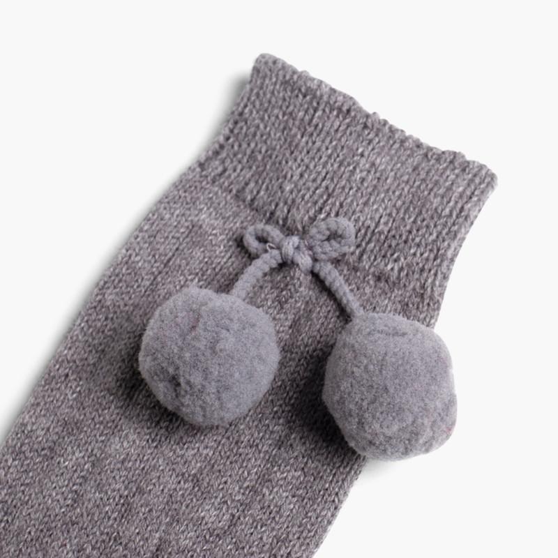 Calcetines CONDOR Bebé con pompón
