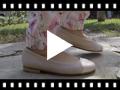 Video from Manoletinas Mujer Niña Bailarinas Charol y Napa