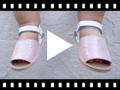 Video from Menorquinas para Bebé Serraje Brillo