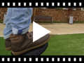 Video from Botas Casual Piel Niño con Cordones