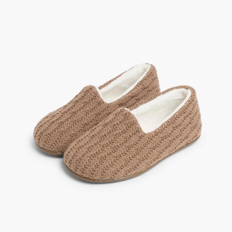 Zapatillas Casa Niños Lana