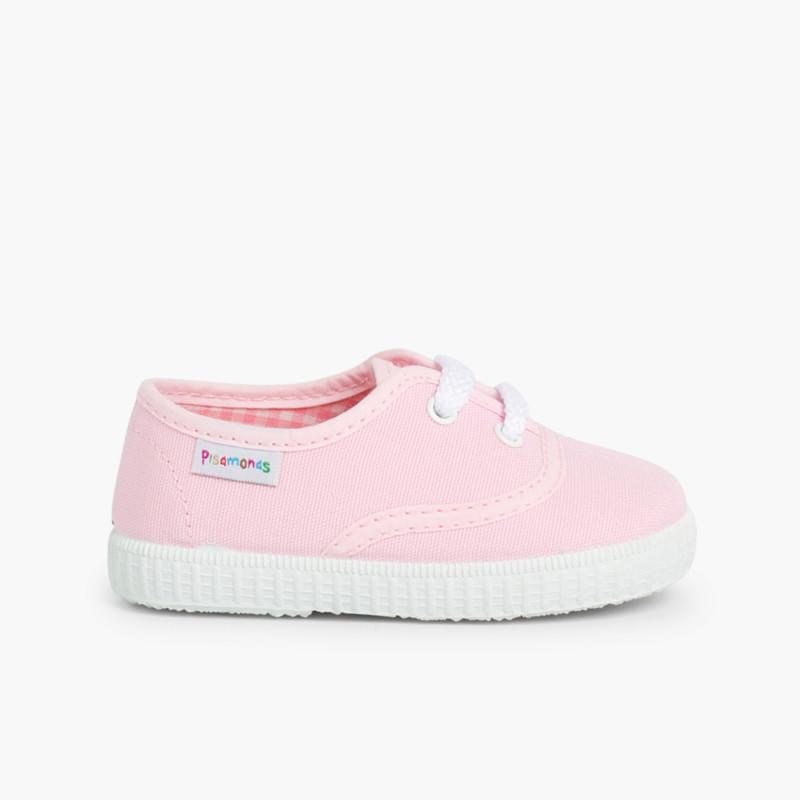 7618525ff70 Zapatillas niños baratas de lona