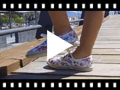 Video from Zapatillas Estampadas Flores Base Alpargata