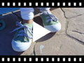 Video from Zapatillas Tela Punta Goma Cordones