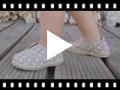 Video from Zapatillas con Estrellas sin Cordones