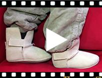 Video from Badanas Bebé estilo esquimal