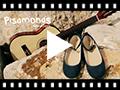 Video from Bailarina Cintas Raso Cierre Pulsera