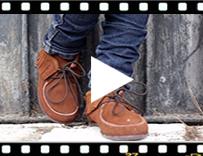 Video from Botines de Flecos para Niños y Mujer