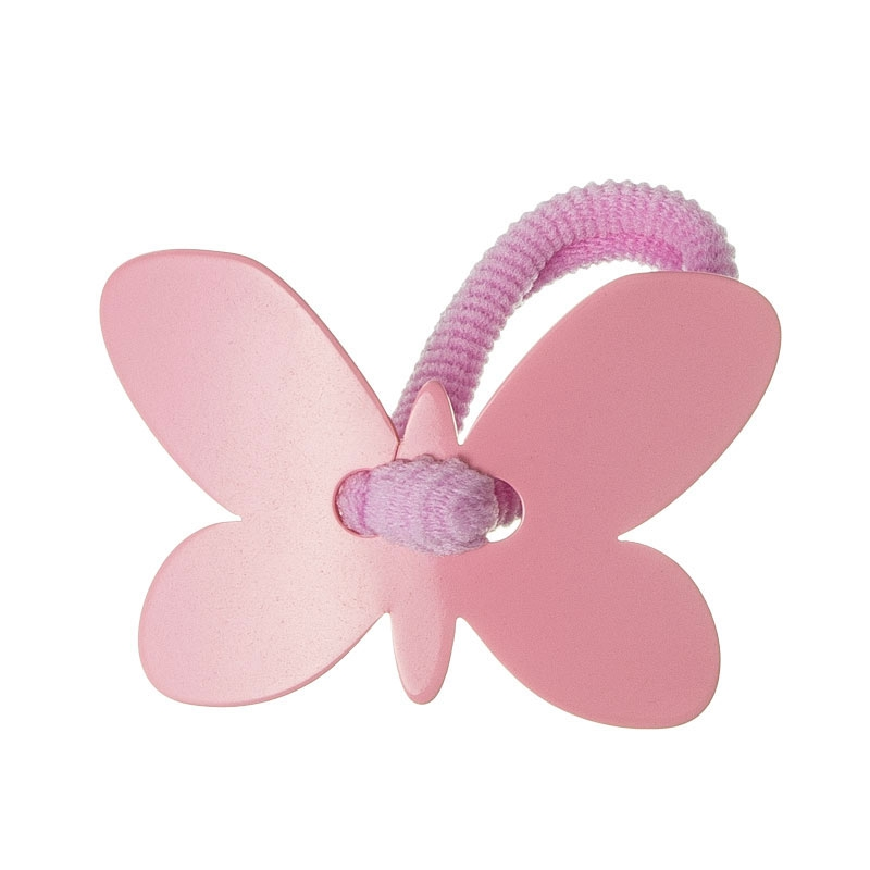 Coletero de Pelo con Mariposa