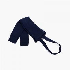 Leggings niños con tirantes elásticos Azul Marino