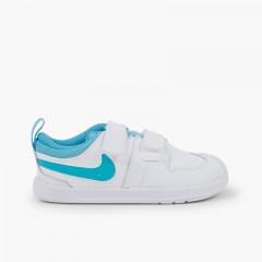 Zapatillas Deportivas Nike Tallas Pequeñas Azul
