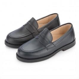 Zapato Colegial Escolares Niño Mocasines