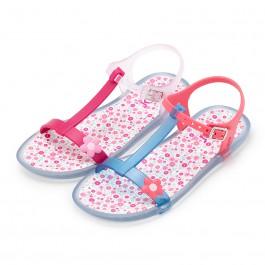 Sandalias de goma Tricia Flores