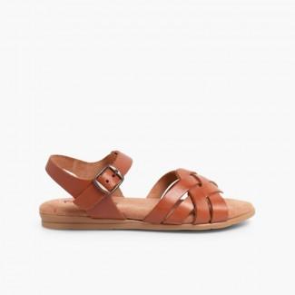7600f3b0 Sandalias de Niña de calidad al mejor precio | Pisamonas