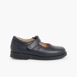 e228c0a9a1a Zapatos Colegiales de Niña. Calzado barato para el cole