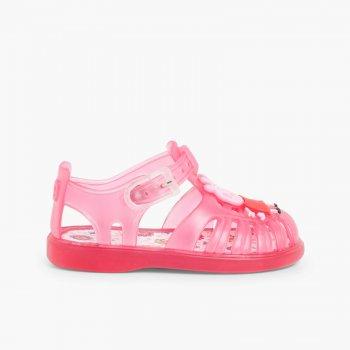 309fbc0da Cangrejeras de Niña Peppa Pig. Zapatos online para Niña