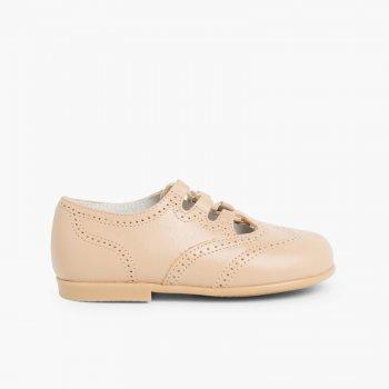 e031395993f78 Inglesito   Zapatito Inglés Piel. Zapatos para Niños