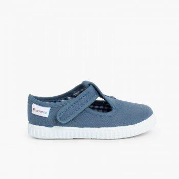 78cd866ca Pepitos Niños Velcro tipo Zapatilla. Calzado Infantil