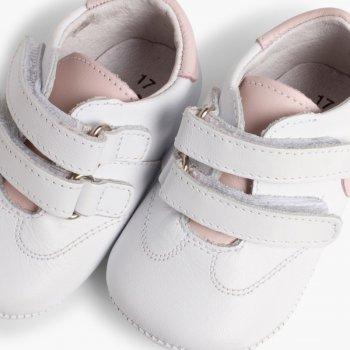 a1f27254 Zapatillas Deportivas para Bebé Piel. Calzado Infantil