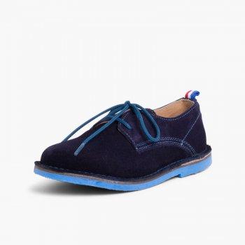 talla 40 40c15 0f1a8 Zapatos Blucher Serraje Suela y Cordones | Pisamonas
