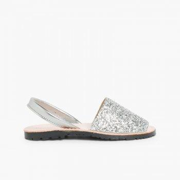 c2a47026 Menorquinas Sandalias Glitter | Avarcas Menorquinas