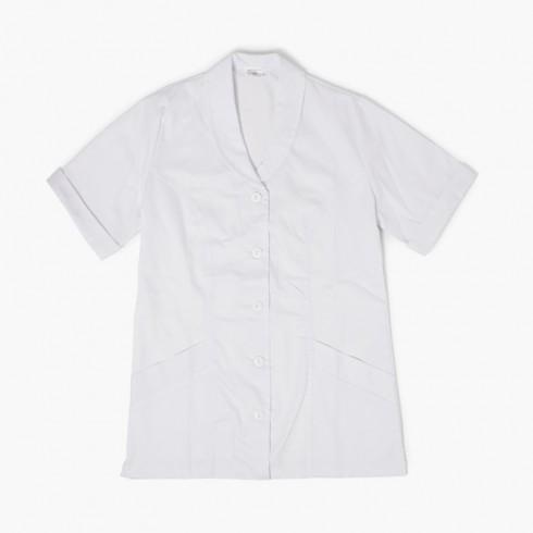 Chaqueta de trabajo Blanco