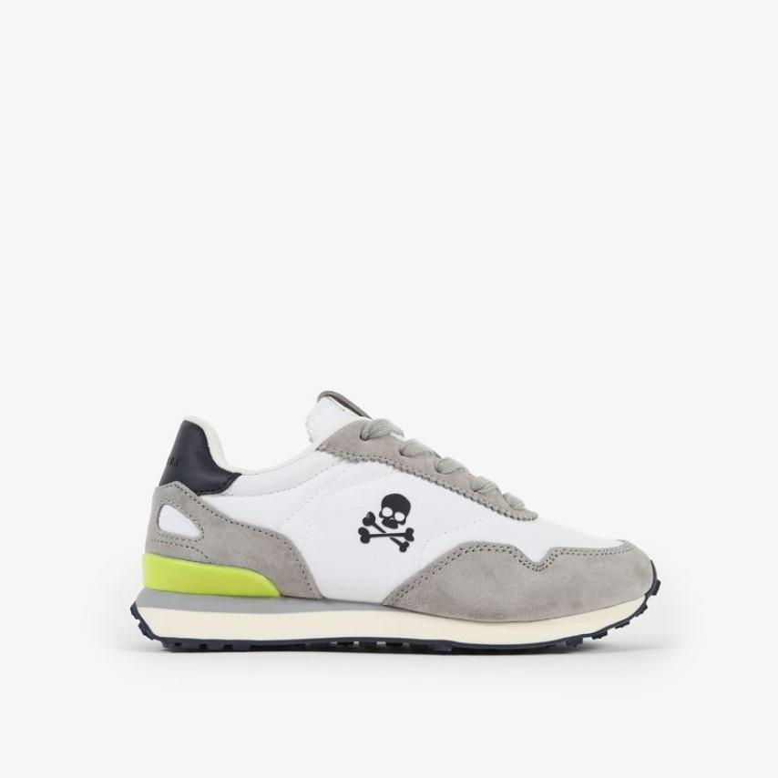 Sneakers Scalpers niños harry amarillo