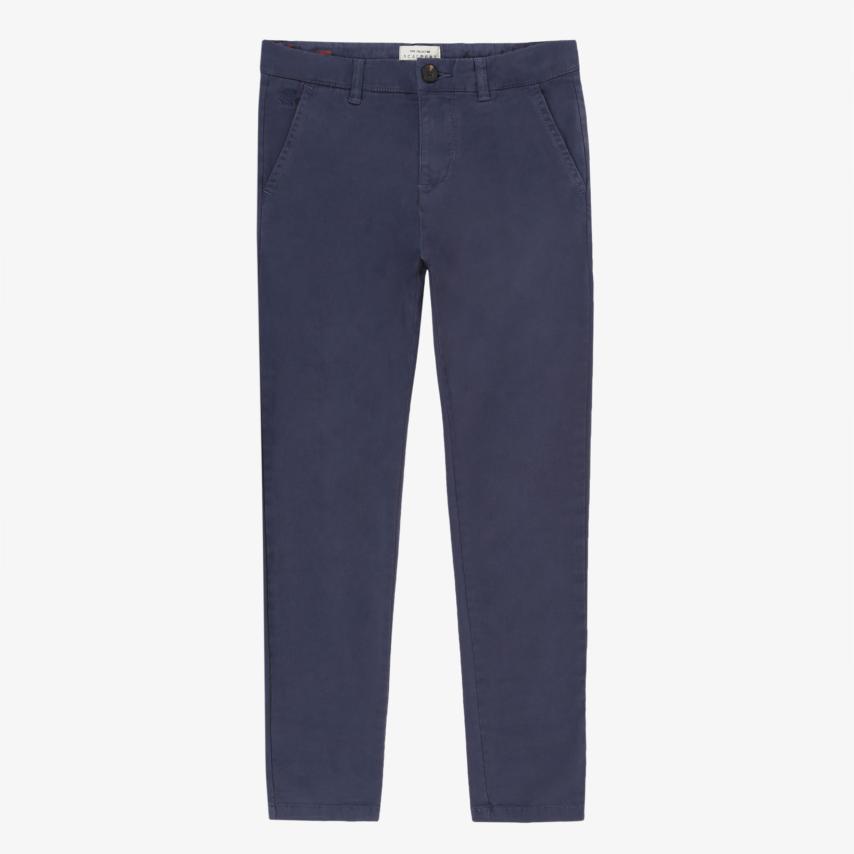 Pantalón chino niño azul Scalpers