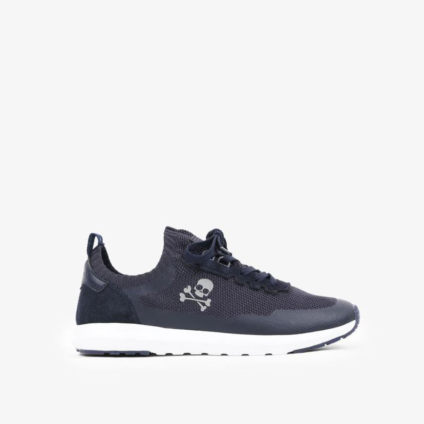 Sneakers Scalpers ligeras azules