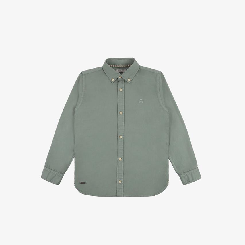 Camisa calavera tono water Scalpers