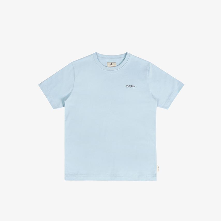 Camiseta magic azul Scalpers