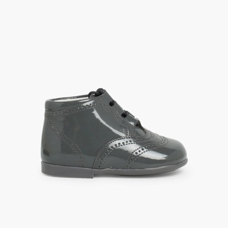 735947b73de Zapato Inglés Tipo Charol | Inglesitos para niños