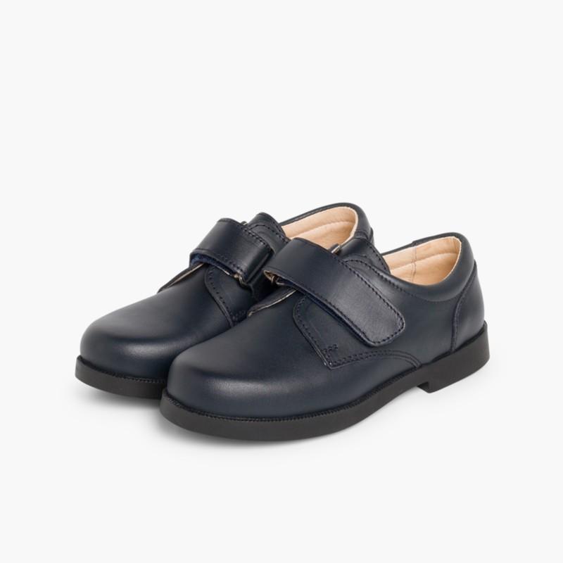 Zapato Colegial Escolares Niño. Calzado Vuelta al Cole 406526d3e42a