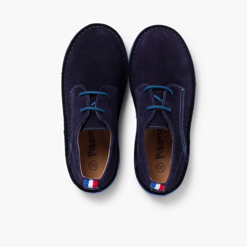 ... Zapatos Blucher Serraje Suela y Cordones Colores ... b630f8e25d8