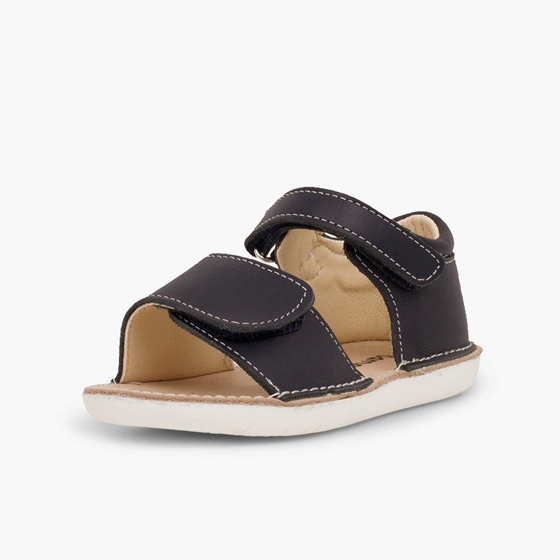 33a82cef4 Sandalia Primeros Pasos Doble Velcro Sandalia Primeros Pasos Doble Velcro  ...