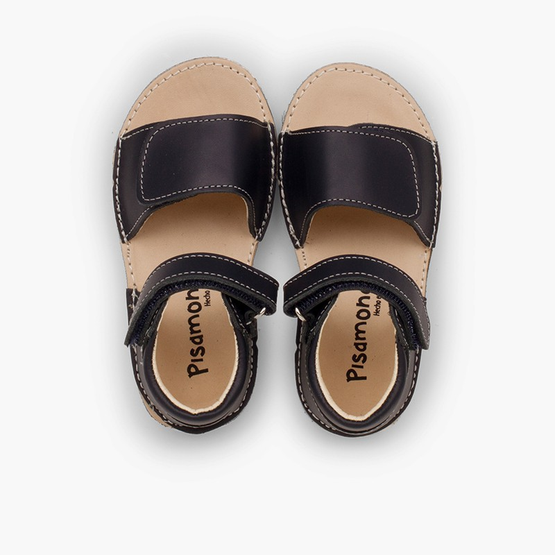 9e9ccbef2 ... Sandalia Primeros Pasos Doble Velcro ...