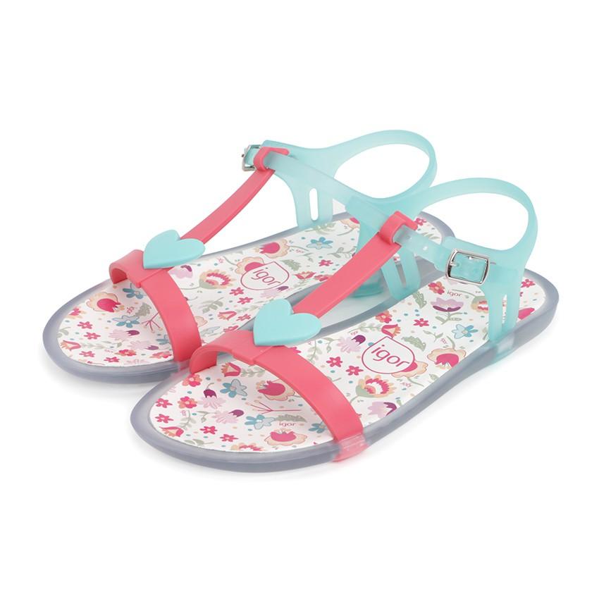 Sandalias de goma Tricia