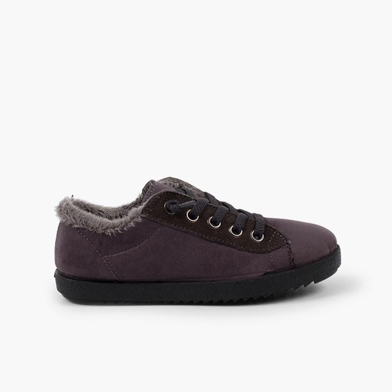 mejor sitio web 17ac2 eaf25 Zapatillas calentitas   Calzado invierno Pisamonas ®