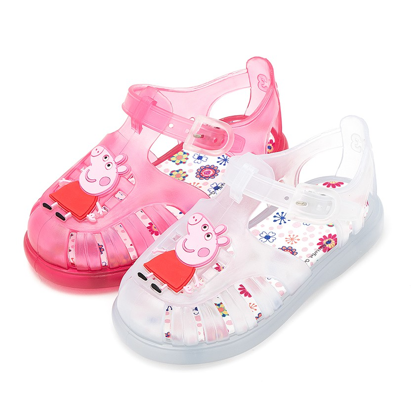 2dc9f85f9 Cangrejeras de Niña Peppa Pig. Zapatos online para Niña